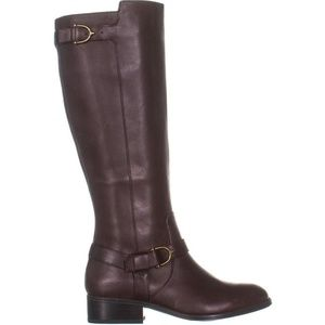Ralph Lauren Leather Riding Boots Sz 10 NEW